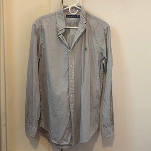 Striped Ralph Lauren Dress Shirt